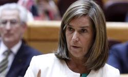 Ana Mato, en el Senado | EFE