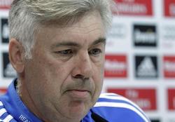 Carlo Ancelotti, entrenador del Real Madrid. | EFE