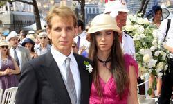 Andrea Casiraghi y Tatiana Santo Domingo | Efe.