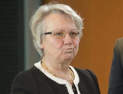La ministra alemana de Educación | EFE