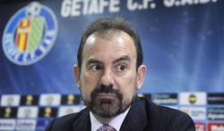 Ángel Torres, presidente del Getafe. | Archivo