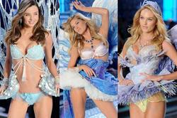 Los ángeles de Victoria's Secret