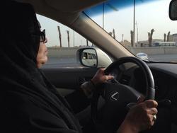 Imagen del Twitter de EmanAlNafjan. | @Saudiwoman