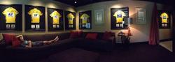 Armstrong posa orgulloso con sus siete Tours de Francia. | Foto: Twitter