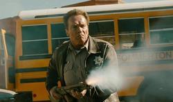 Arnold Schwarzenegger en El último desafío