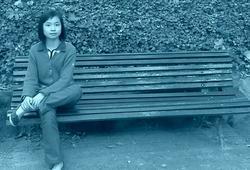Foto que la niña subió al blog. | Asunca