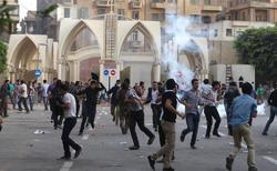 Ataque a la catedral copta de San Marcos en El Cairo  | Cordon Press