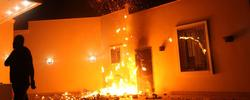 Ataque al consultado estadounidense en Bengasi, Libia. | Archivo