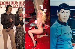 Fotos de famosos firmadas