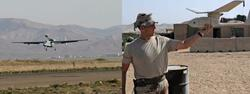 UAV desplegados por España en Afganistán. | Archivo