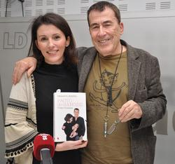 Ayanta Barili y Fernando Sánchez Dragó | David Alonso Rincón.