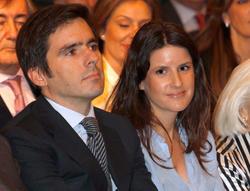 José María Aznar Jr. y Mónica Abascal   Cordon Press