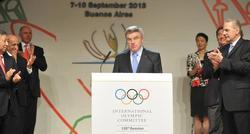 Thomas Bach, nuevo presidente del COI.   EFE