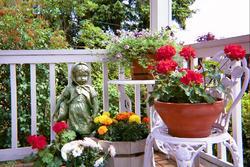 Un balcón decorado | Flickr/Agromonitor Agricultura