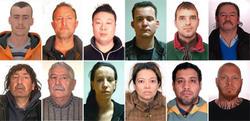 Los 12 fugitivos internacionales
