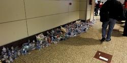 Imagen del aeropuerto de Barajas, este lunes   EFE