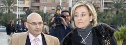 Gómez Bermúdez y Elisa Beni | EFE