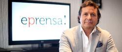 Bernardo Posada, fundador de ePrensa