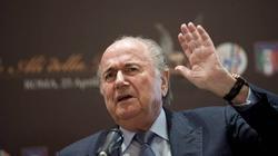 Joseph Blatter, presidente de la FIFA.   Archivo