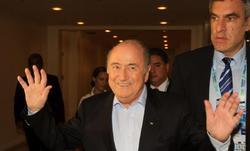Joseph Blatter, presidente de la FIFA. | EFE