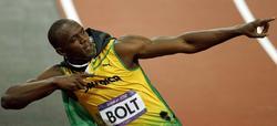 El jamaicano Usain Bolt. | EFE