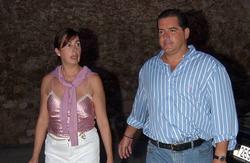Carmen Martínez Bordiú y José Campos | Archivo