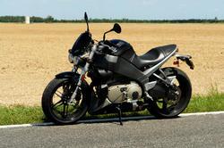 Una Buell Lightning, la moto responsable de que Harley tuviera la marca en su poder.   Flickr/James Good