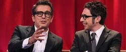 Buenafuente y Berto Romero | Archivo