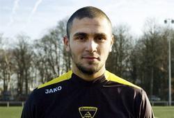 Burak Karan, durante su etapa como futbolista. | EFE