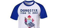 Camiseta creada por un grupo de seguidores del Celta de Vigo.