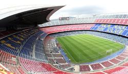 El Camp Nou, visto con luz diurna. | Archivo
