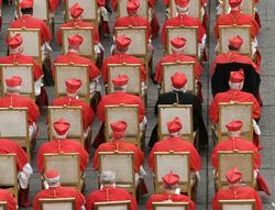 Cardenales en el último Consistorio | Cordon Press