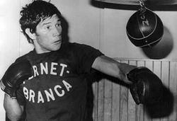 Carlos Monzón, boxeador argentino.