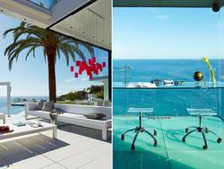 Una lujosa villa a los pies de los Mediterráneo   Idealista