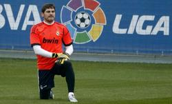 Casillas, ante un momento difícil de su carrera deportiva. | Archivo