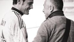Casillas junto al fallecido Preciado, en una fotografía colgada en Facebook por el madridista.