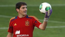 Casillas no tiene intención de marcharse del Real Madrid. | Cordon Press