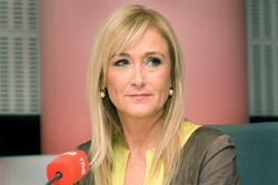 Cristina Cifuentes.   Archivo