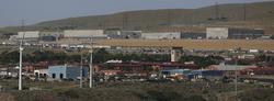 Centro de datos de la NSA en construcción en Bluffdale, Utah.   Cordon Press
