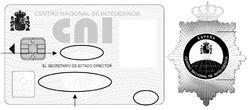 Carnet y placa identificativos. | Libertad Digital