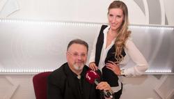 César Vidal y Katy Mikhailova