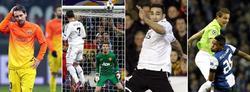 Barça, Madrid, Valencia y Málaga, contra las cuerdas en la Champions.