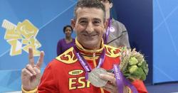 Chano Rodríguez, nadador español en los Juegos Paralímpicos. | EFE