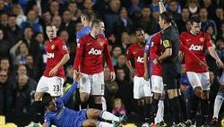 Lance del Chelsea-Manchester United. | Cordon Press