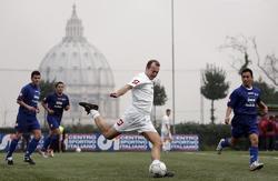 Torneo de fútbol en el Vaticano | Cordon Press