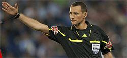 Clos Gómez, árbitro del partido Real Madrid-Valencia. | EFE