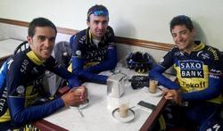 Alberto Contador, en una imagen reciente. | Foto: Twitter