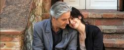 Juliette Binoche y William Shimell en 'Copia certificada'