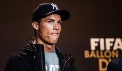 Cristiano Ronaldo, en la gala del Balón de Oro 2012. | Cordon Press