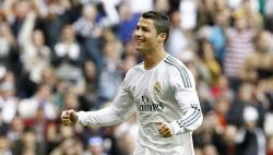 Cristiano Ronaldo celebra uno de sus goles. | Archivo